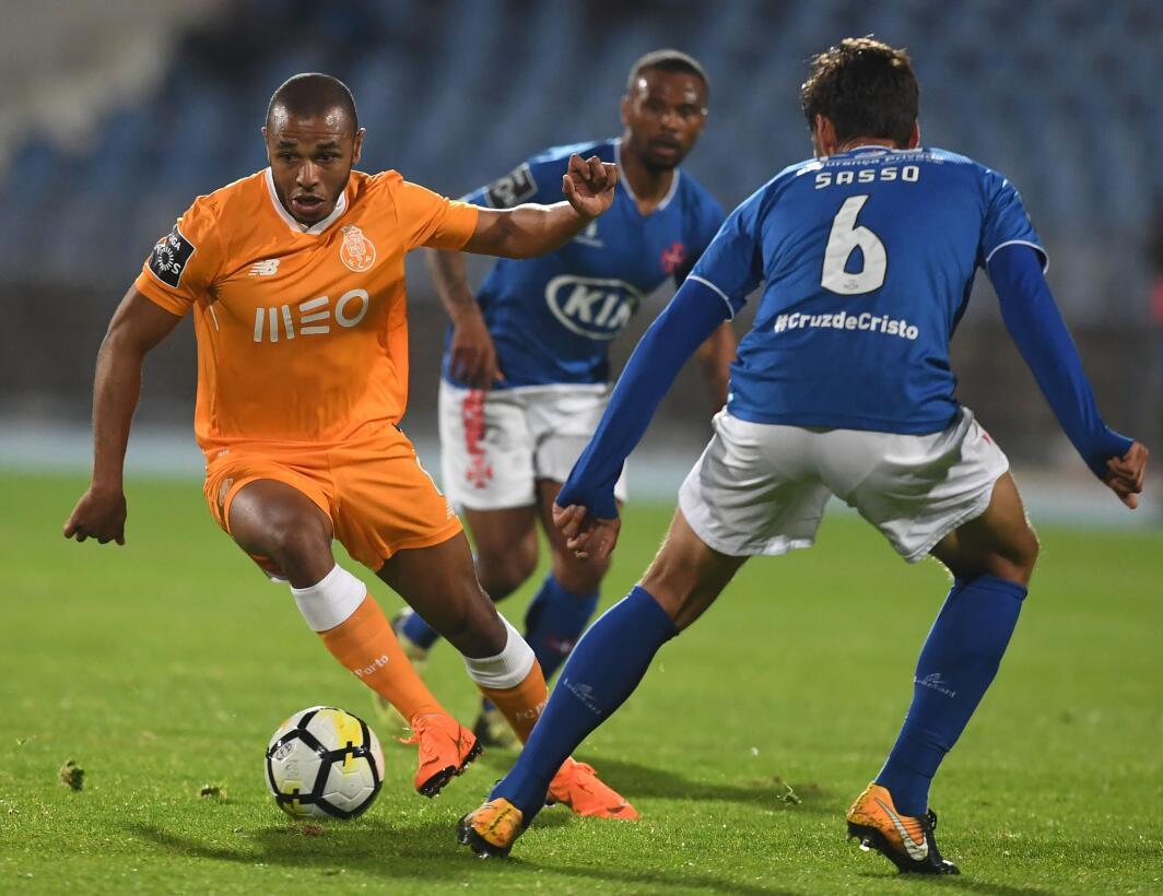 En fotos: Porto perdió contra Belenenses y cedió el liderato de la Liga...