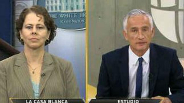 Cecilia Muñoz,directora del Consejo de Política Doméstica de la Casa Bl...
