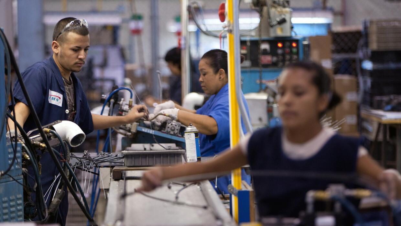 Las maquiladoras en la frontera de México con EEUU, un beneficio o perju...