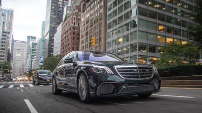 Mercedes-AMG S65 2018: un gigante con corazón de oro