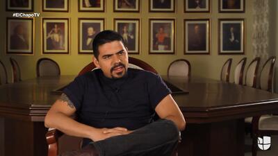 Alejandro Aguilar se convertirá en el sicario de confianza de 'El Chapo'