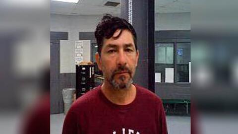 Rene Murillo-Almansa fue detenido en la frontera después de haber...