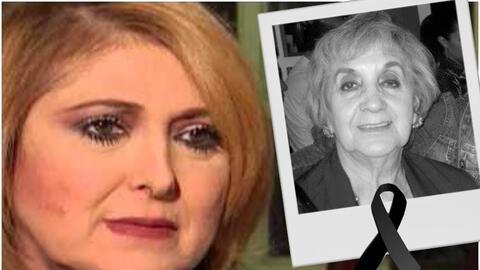 Muere la madre de Rosita Pelayo