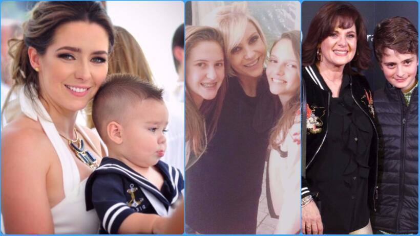 Los hijos de estos actores ya debutaron en las telenovelas