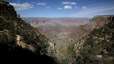 El Parque Nacional Gran Cañón, ubicado en el norte de Ariz...
