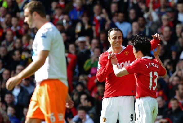 Sin embargo, el United reaccionó en los minutos finales.