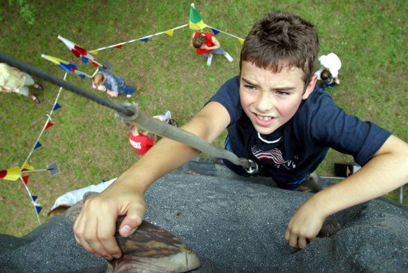 Realizar deporte es la mejor alternativa como actividad extracurricular,...