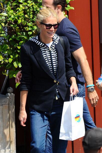 Gwyneth Paltrow También es una mami que considera importante enseñar a s...