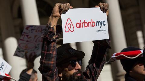 En ciudades donde es difícil pagar la renta, como Nueva York o Sa...