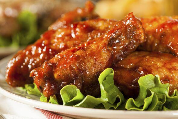 Carne, pollo y pescado. Como regla general, Costaza explica que deben co...