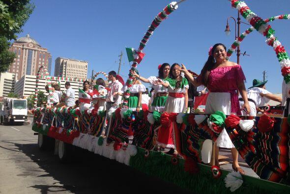 Por supuesto que no faltó la música tradicional mexicana, especialmente...