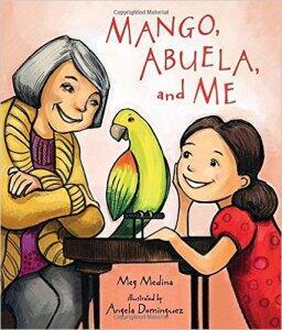 Mango abuela and me