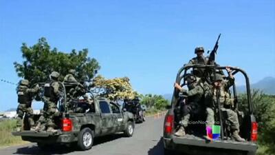 Un nuevo golpe al narcotráfico en México