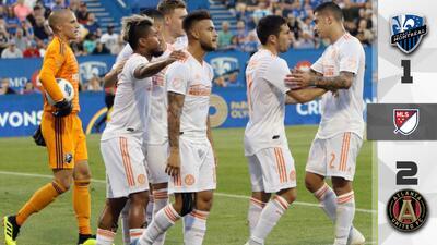 Josef Martínez sigue su idilio con el gol y lidera triunfo del Atlanta United en Montreal