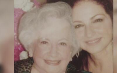 Fallece la madre de Gloria Estefan a los 87 años