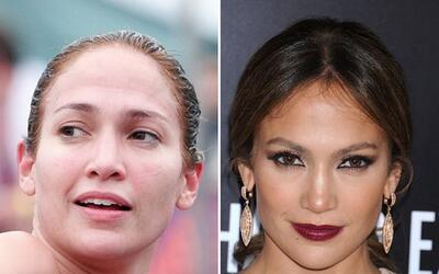 Ejercítate en el gimnasio con Madonna jennifer-lopez-without-make-up-138...