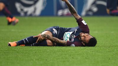 Oficial: Dani Alves se pierde la Copa del Mundo por lesión