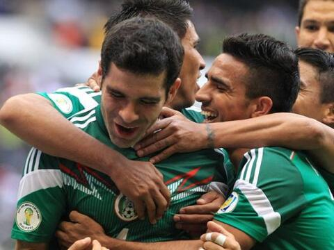 La Selección de México goleó 5-1 a Nueva Zelanda en...