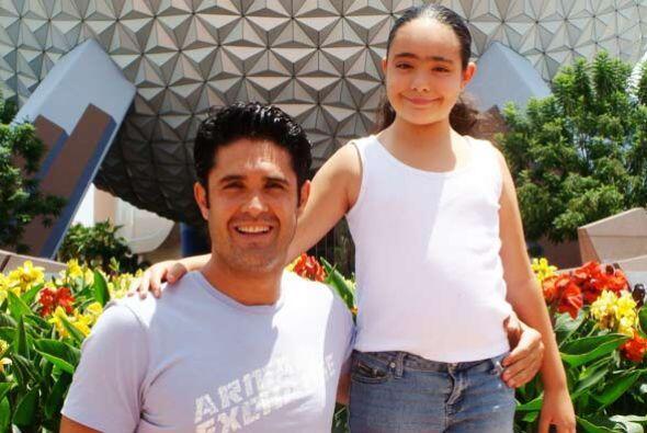 Rodolfo es papá consentidor y le cumplió el sueño a su hija al llevarla...