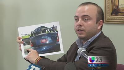 Carromero pide investigación internacional de accidente de Payá