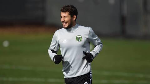 Sebastián Blanco, nuevo jugador franquicia de Portland Timbers.
