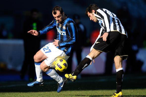 A primera hora de esta fecha dominical, el Inter de Milán buscaba manten...