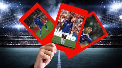 ¡Pa' fuera, pa' la calle! Jugadores que fueron expulsados de sus selecciones durante un Mundial
