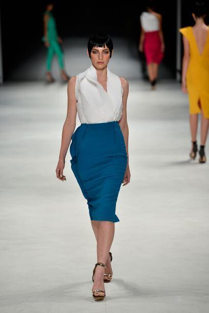 ¿Qué tal una fusión entre azul y blanco? Estos colores brindan elegancia...