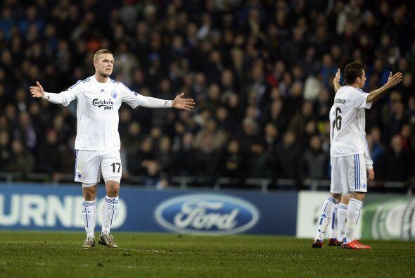 El croata Luka Modric marcó el tanto con el que los 'Merengues' se iban...