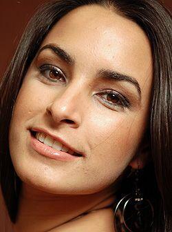 Ella es la actual Miss Univision.com, de República Deportiva.