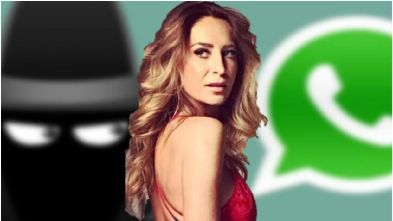 La actriz mexicana, de 35 años, denunció ser víctima de acoso a través d...