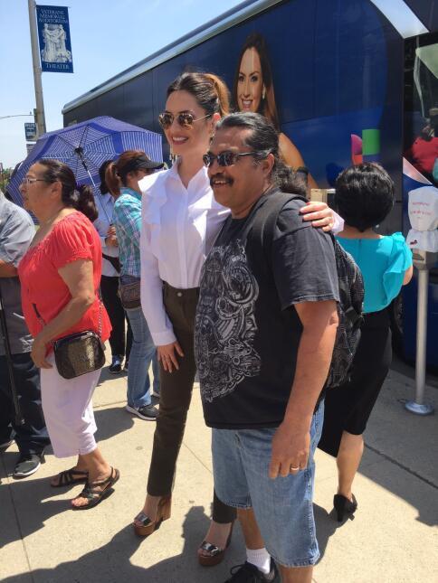 En imágenes, el increíble cariño de nuestra gente de Fresno en la Ruta d...