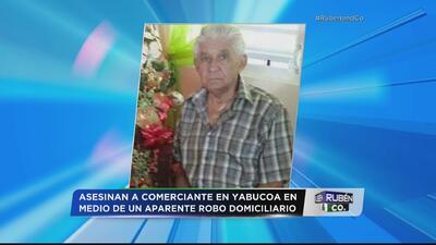 Amordazan y asesinan comerciante en Yabucoa