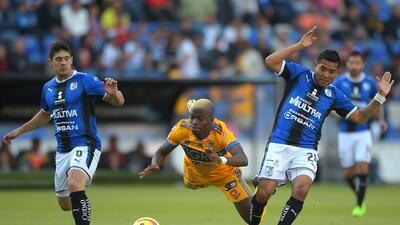 En fotos: Querétaro y Tigres sin goles ni emociones