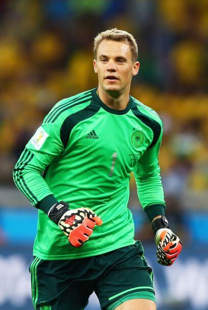 """Una vez pasada la Copa Mundial de Sudáfrica Neuer señaló: """"Quien sea hom..."""
