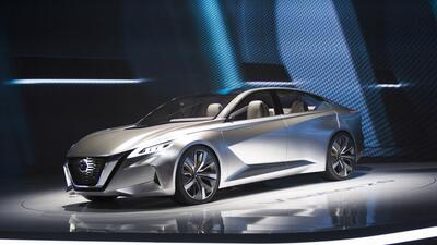 Nissan continúa racha de excelentes conceptos con el Vmotion 2.0