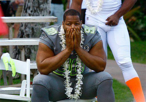 Los jugadores seleccionados para el Pro Bowl 2014 disfrutan al máximo es...