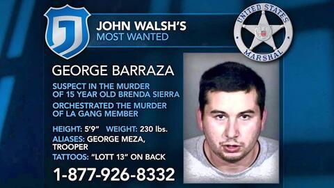 George Barraza, pandillero de Los Ángeles ejecutado en Sinaloa, e...