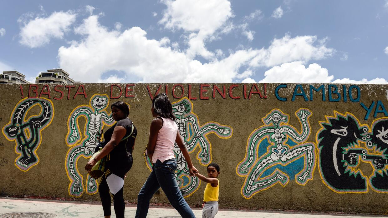 Caracas se llevó el primer puesto de este triste ranking, con 3,9...