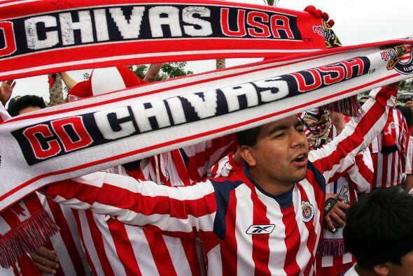 Después de siete años en la MLS llegó la segunda ronda de expansión. Chi...