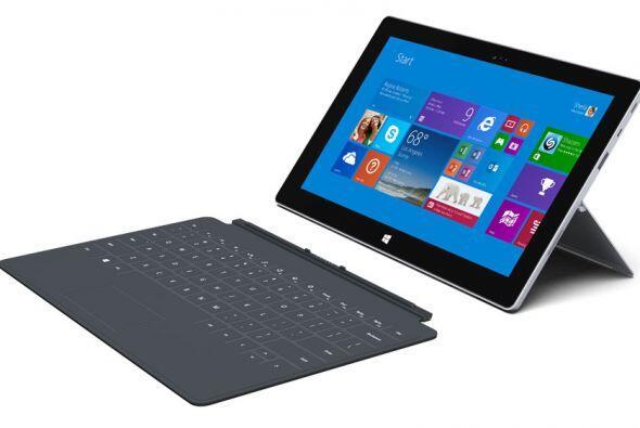 Surface 2 ofrece todo el entretenimiento y juegos que esperas de una tab...