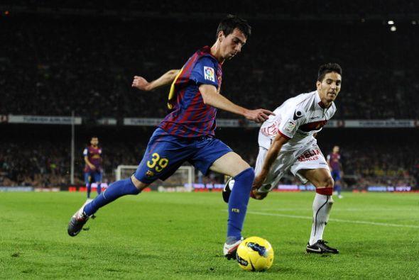 Con el resultado amplio, Guardiola aprovechó para darle minutos a jugado...