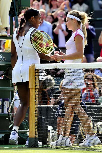 Ya en tercera ronda, Serena demostró su adaptación y aceleró el ritmo pa...