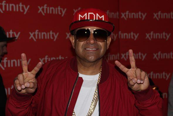 Latin Explosion 2015 - MC Magic Meet & Greet