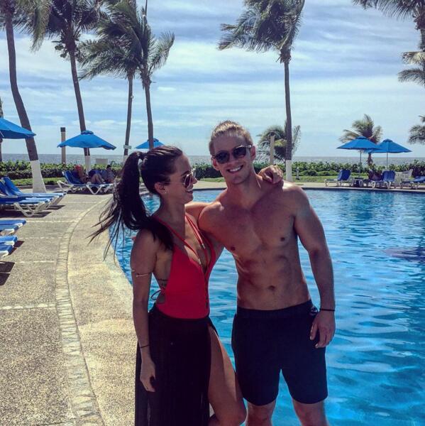 Los famosos telenoveleros andan de vacaciones