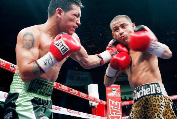 Dicen que pelea entre mexicanos es seguridad de espectáculo, Giovani Seg...