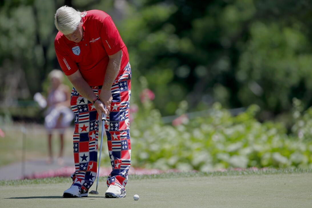 Los amigos de Donald Trump en el golf internacional gettyimages-45170536...