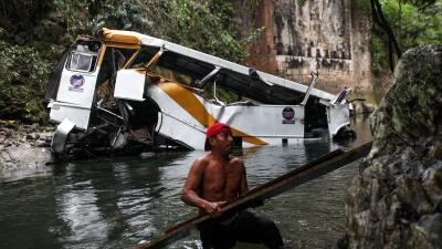 Accidente Veracruz