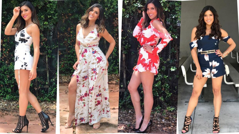 Francisca Lachapel moda