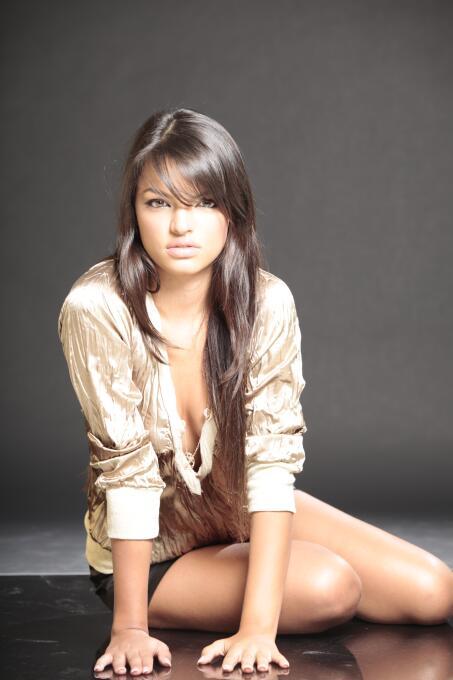 Kate López, una belleza amazónica que vive con pasión el ciclismo de rut...